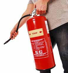 Fire marshal and fire warden online, video based learning, RoSPA approved e-learning fire marshal course, compliant programme for the workplace