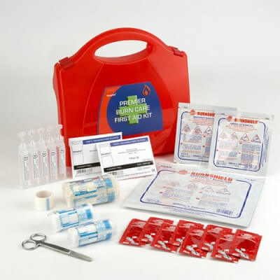 Premier 1 - 10 person workplace burns kit