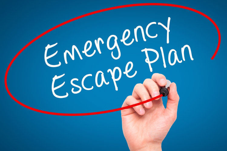 Duties of a fire marshal and evacuation plan