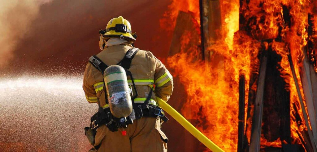 Fire training online for the workplace