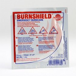 Burns Dressing 10cm x 10cm