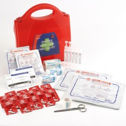 11 - 20 person workplace burns first aid kit
