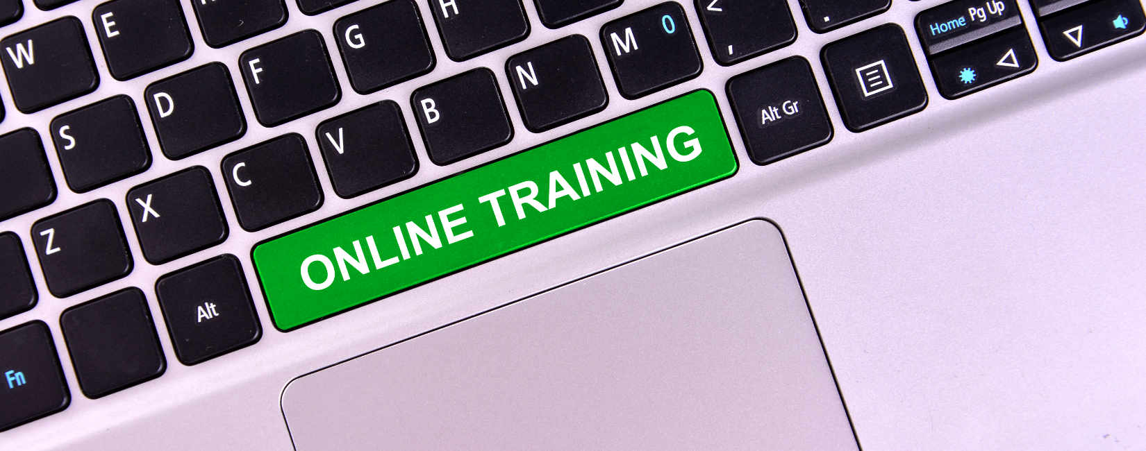 Online fire training course via e-learning