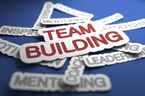 Team building, developing teasmwork