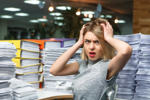 Workplace stress management course