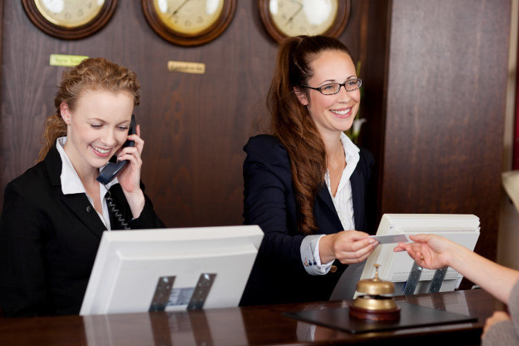 Hotel Receptionists