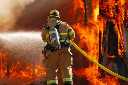 Fire marshal training online for schools, colleges and education.