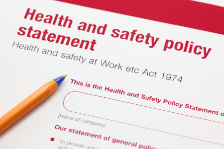 Workplace health and safety training, click here to register and start