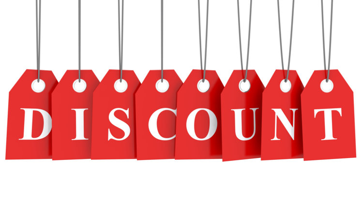 Discounts available for our online training courses