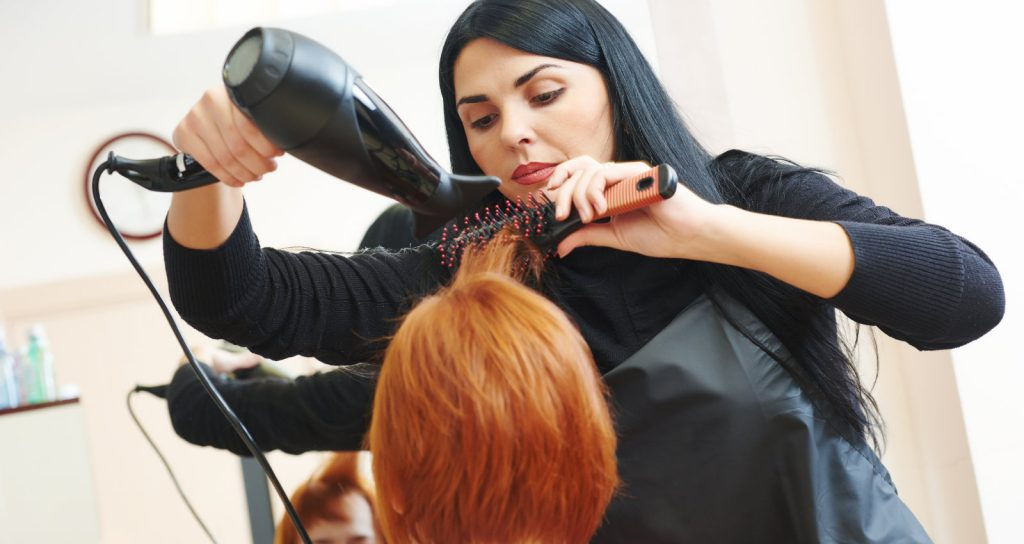 Fire marshal training online suitable for hairdressing