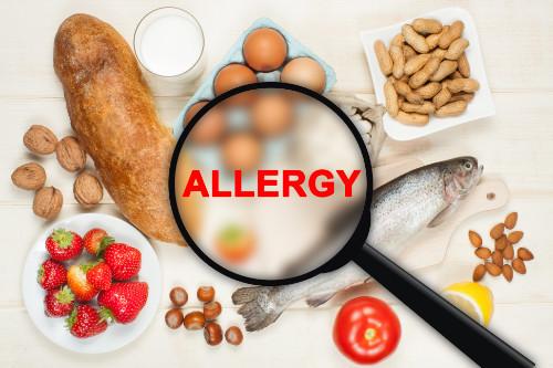 Allergy awareness training via e-learning