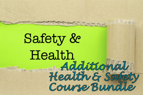 Discounted health & safety training courses