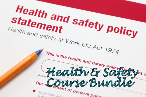 Discounted Health & Safety Course Bundle
